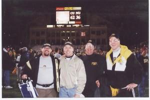 2001: CU 62, Nebraska 36