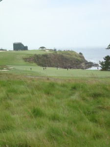 The 6th hole - Where Shaun Micheel shot a double eagle