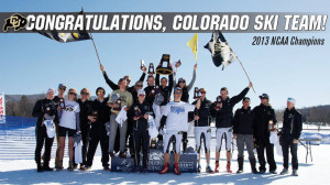 Skiers win national championship