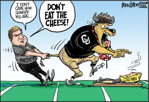 Litton - Don't eat the cheese