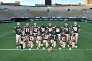 The CU Senior Class of 2013