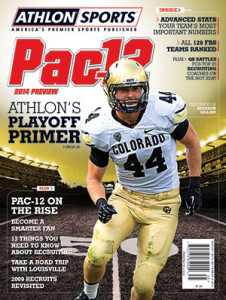 Athlon 2014 cover