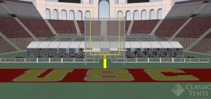 USC stadium enhancements