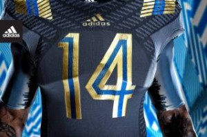 UCLA uniforms