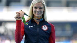 Emma Coburn - medalist