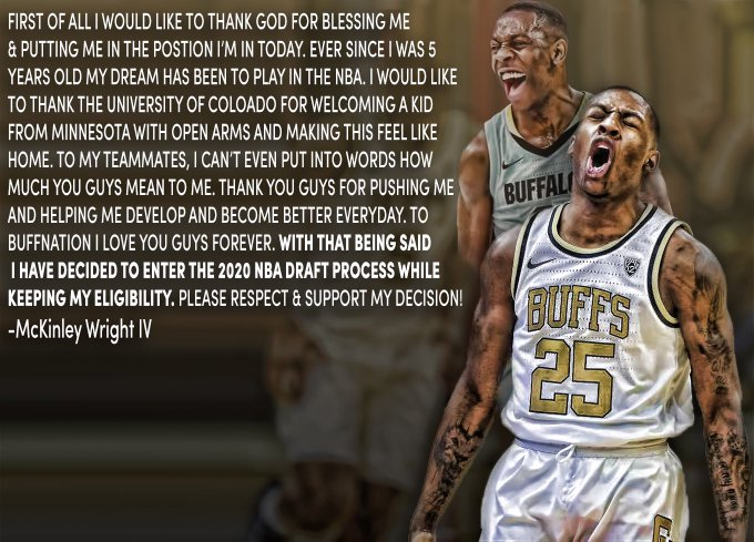 Colorado Basketball – March, 2020 – CU At the Game